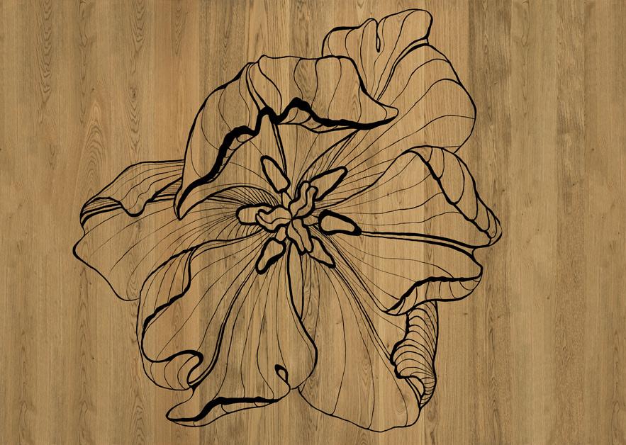 Tulip Floors for Xilo1934 · Milano 2014